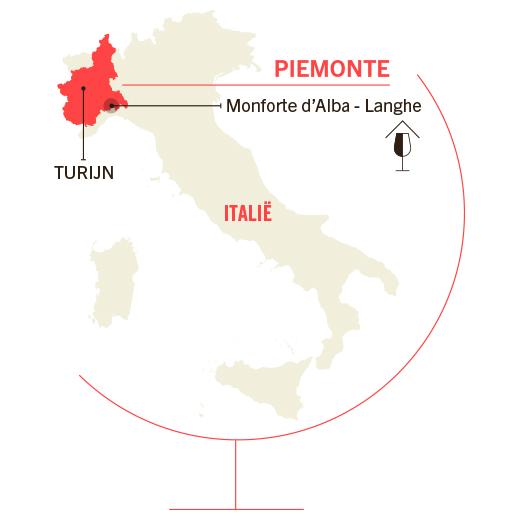 Piemonte, Italië