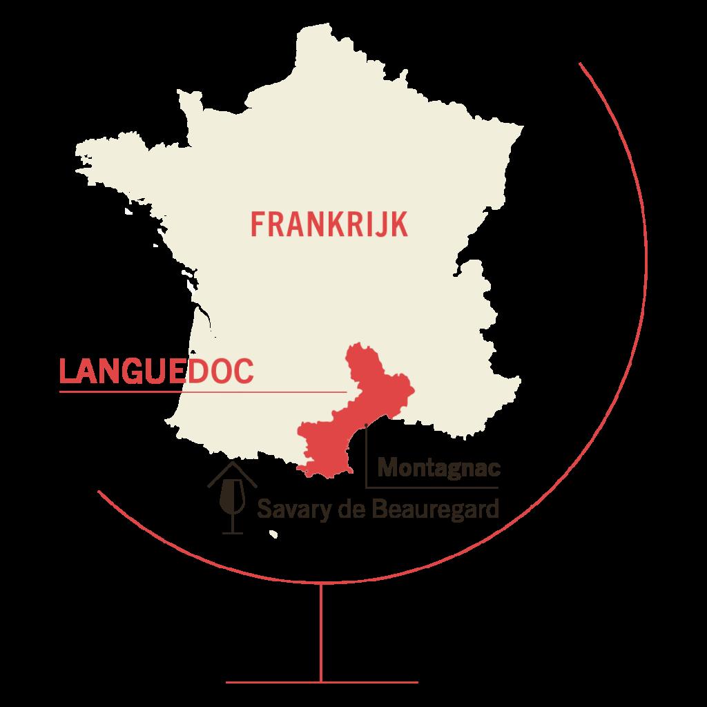 Languedoc, Frankrijk