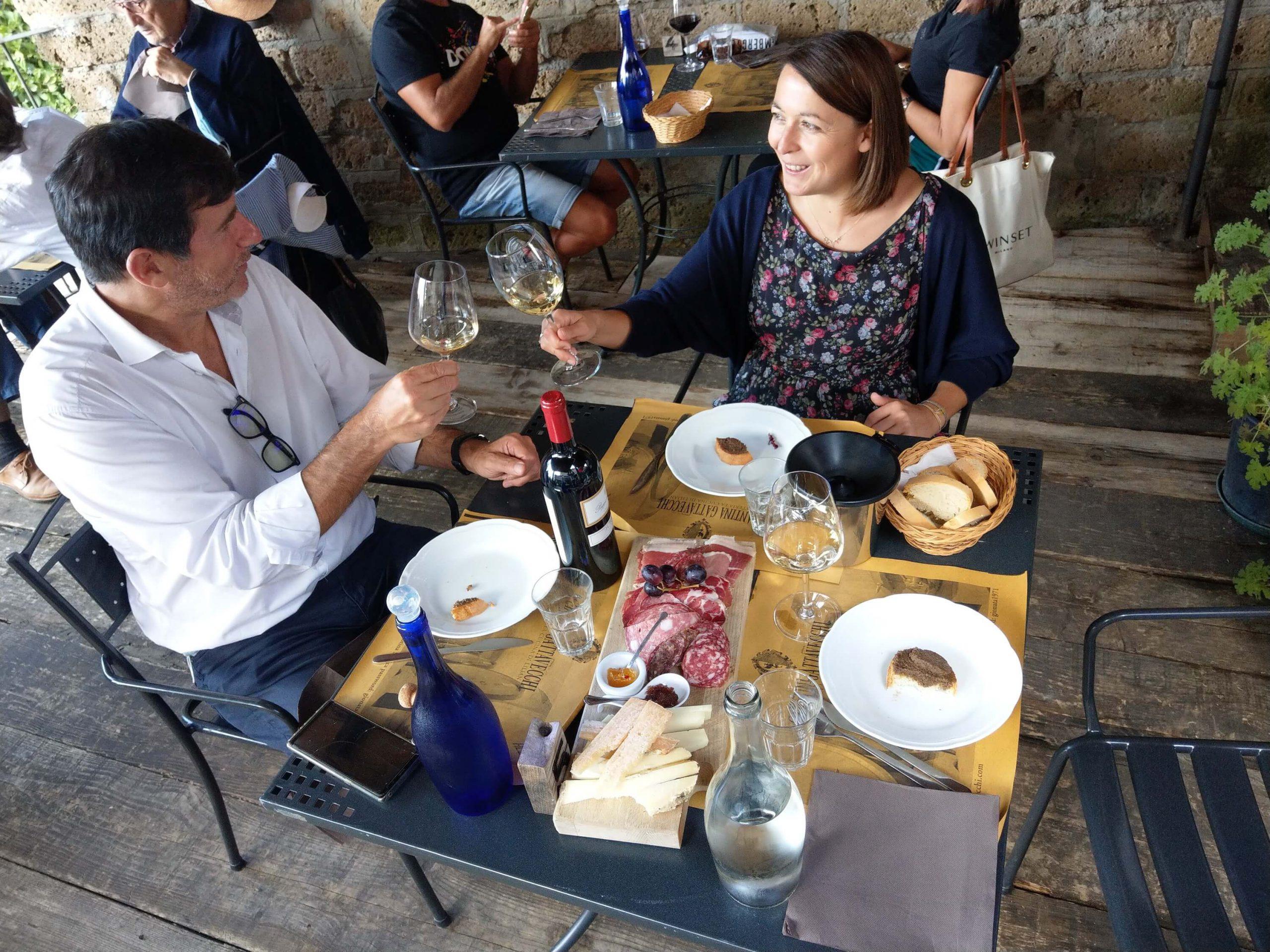 Sommelier Lucia & Luca Gattavecchi