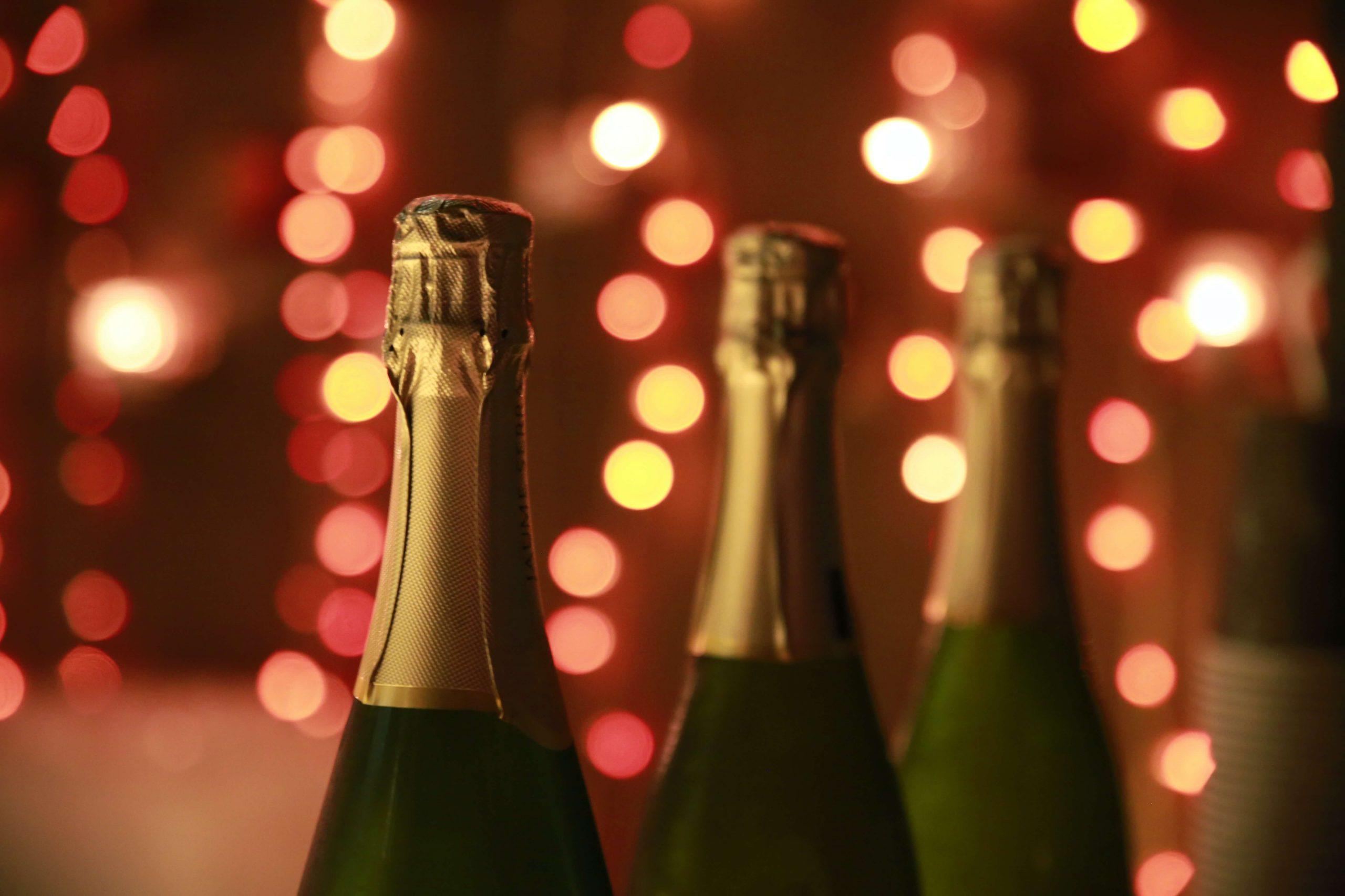 Champagne koelen, serveren en bewaren