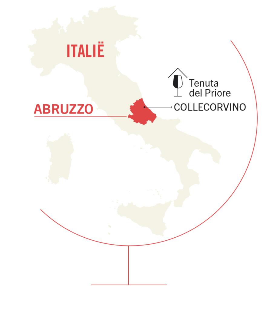 Col del Mondo_ kaart