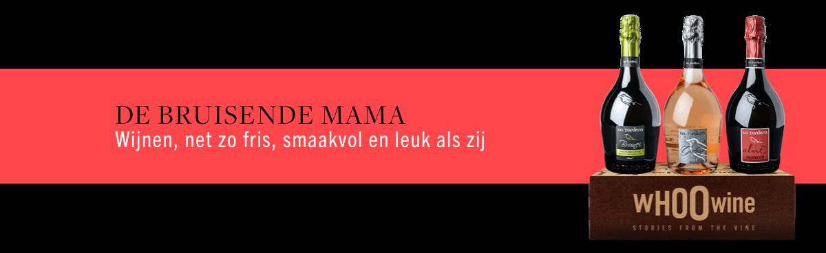 bruisende mama